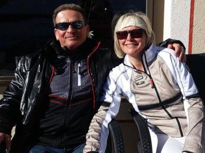 Ihr Gastgeber Andrea und Matthias Tappen