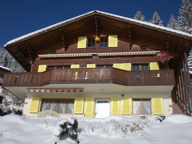 Chalet Alpen Stille