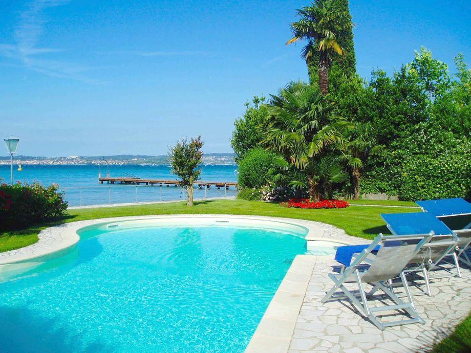 Außenaufnahme Villa Aquaria