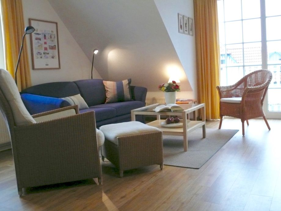 ferienwohnung buchengrund prerow fischland dar zingst familie heike und georg tretzm ller. Black Bedroom Furniture Sets. Home Design Ideas
