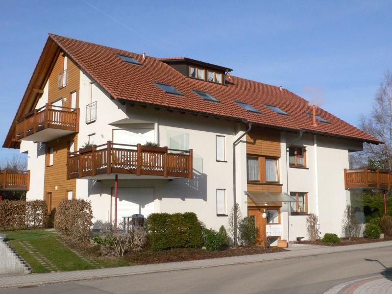 Holiday apartment Haus Wiesengrund