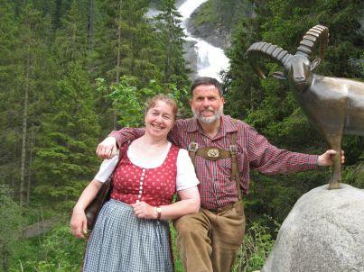 Ihr Gastgeber Liesi & Albin Flatscher