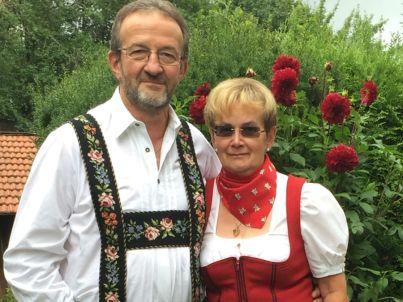 Ihr Gastgeber Norbert und Elfriede Tausch