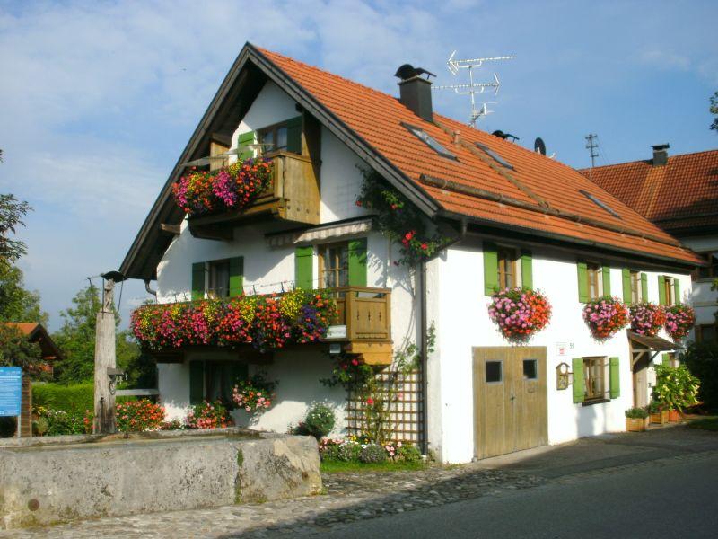 Ferienwohnung im Gästehaus - am - Brunnen
