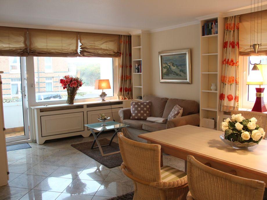 carmen sylva ferienwohnung 5 sylt firma sylter. Black Bedroom Furniture Sets. Home Design Ideas