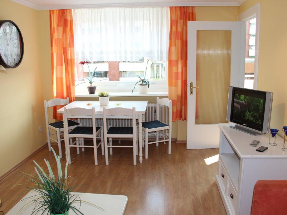 Ausstattung Sylter Residenz Ferienwohnung 10