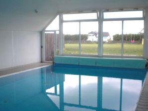 Ferienwohnung Seestr 24 mit Schwimmbad