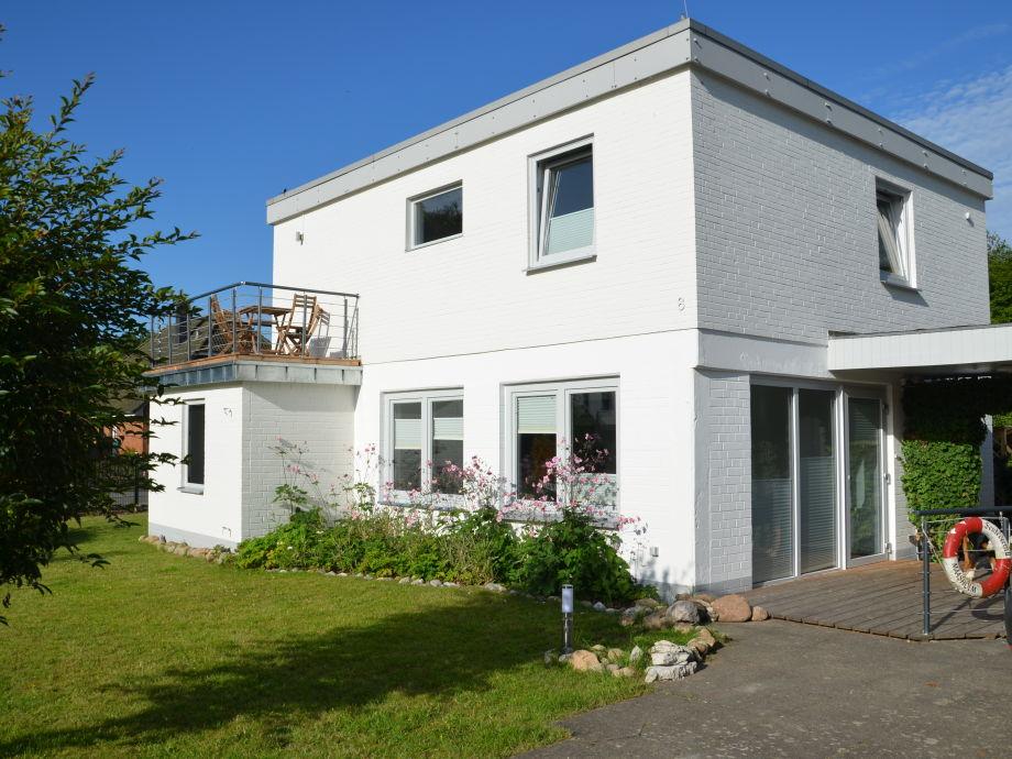 Außenanschicht Ferienhaus Schlei08