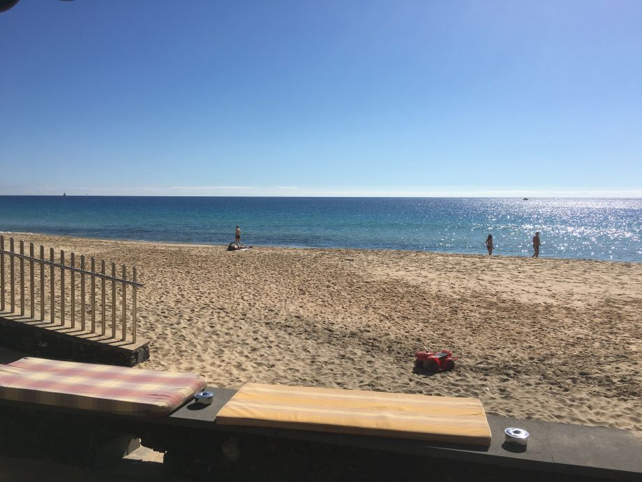 Strand pur und einzigartig!