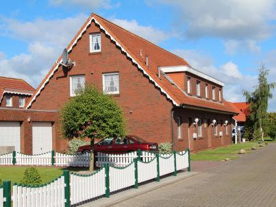 """4 UR mit Terrasse """"Haus Schaluppe"""""""