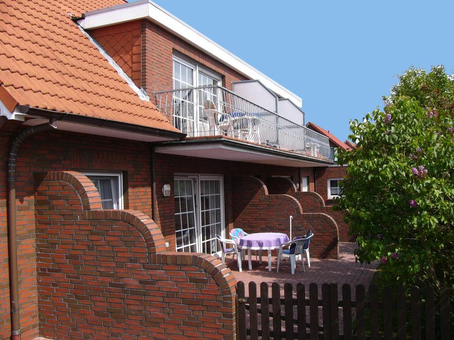 Haus Schaluppe  Sonnenseite