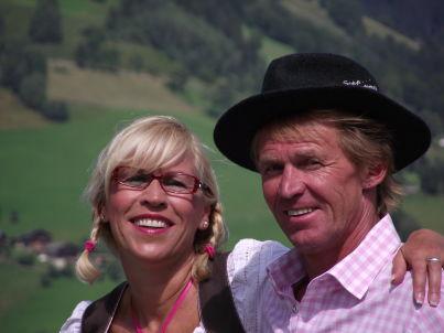 Ihr Gastgeber Ingrid und Robert von Holiday Austria