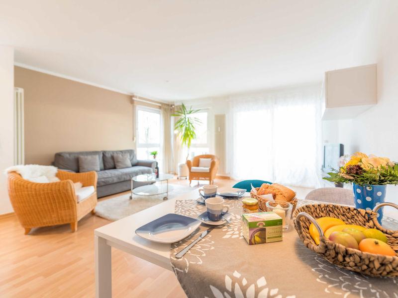 Ferienwohnung Victoria Appartements mit Meerblick- Bestlage