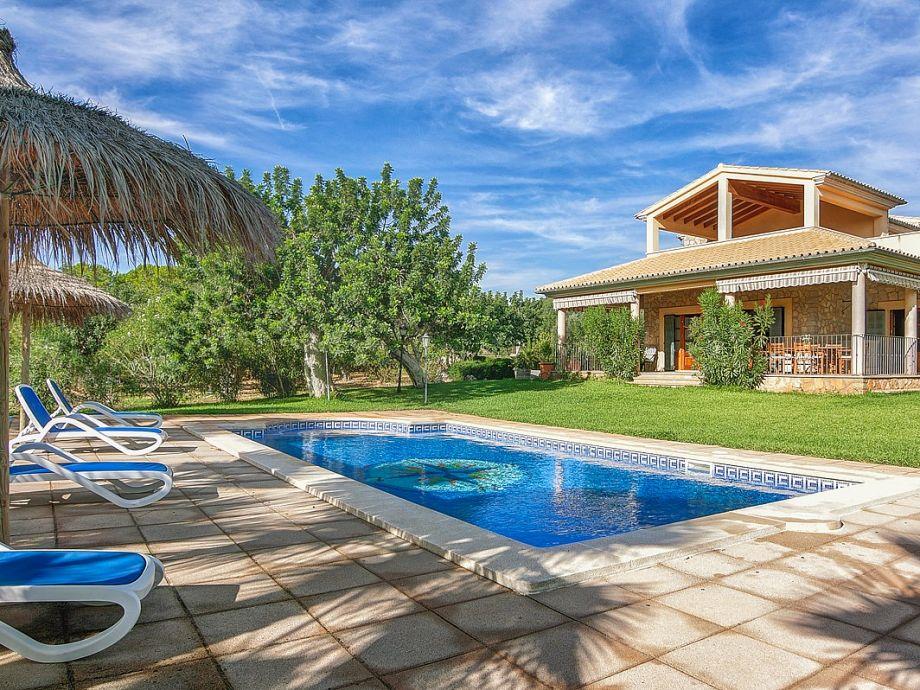 Villa Cas Mestre mit Pool