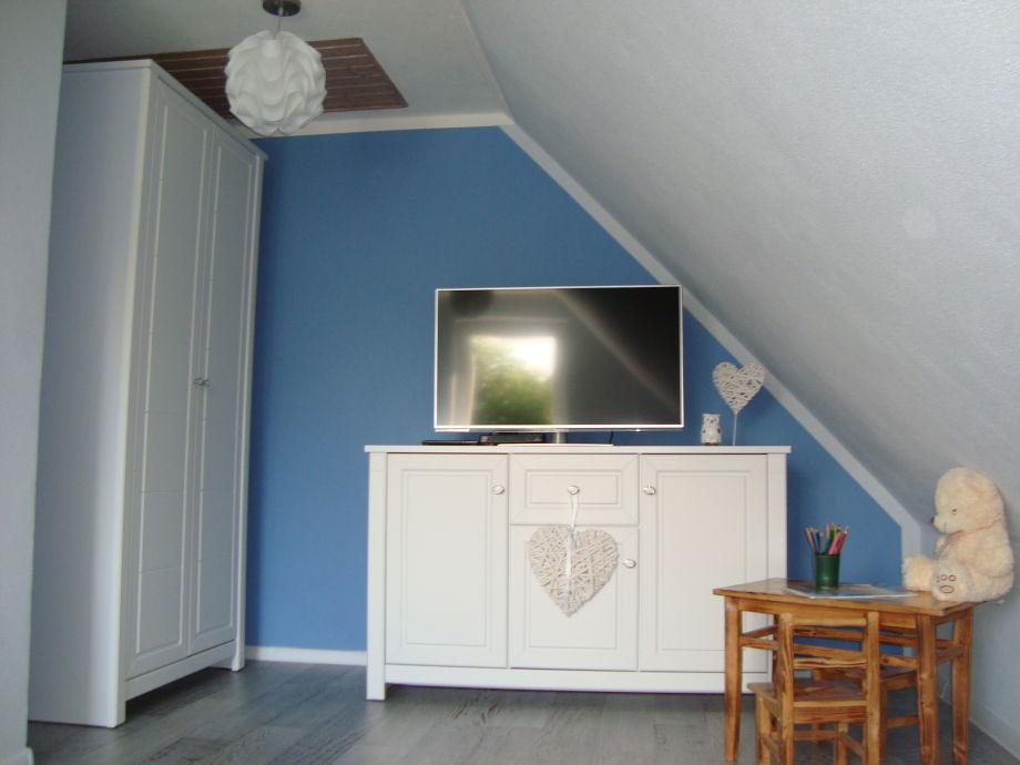 Ferienhaus am eichberg s chsiche schweiz familie magdalena und silvio gast - Blaues schlafzimmer ...