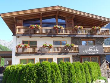 Ferienwohnung 3 Haus Melisande