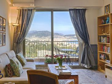 Holiday apartment Le Trésor de Nice