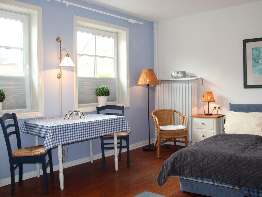 Ausstattung Bötticher Str. 6 Ferienwohnung 2