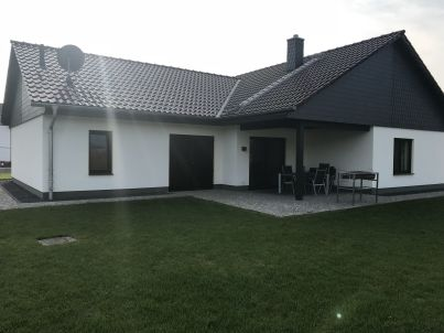 """Spreewälder Ferienhäuser am Berste-Ufer"""