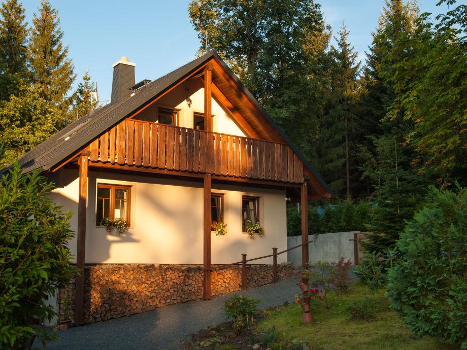 Ferienhaus Außenansicht