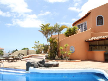 Villa Andalucia in Chayofa bis 24 Pers