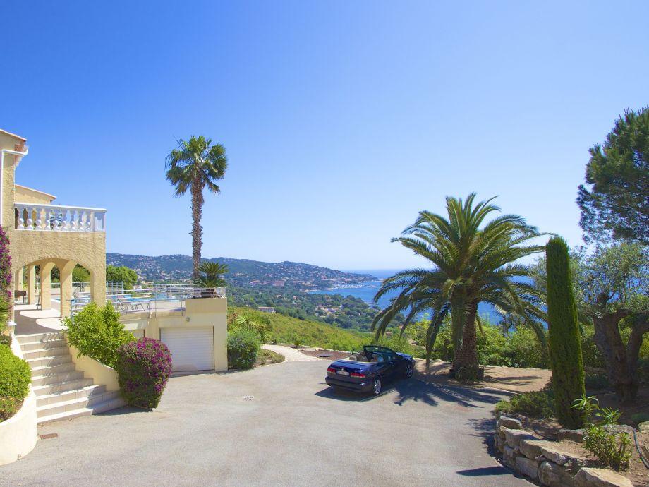 Villa Souvenance mit tollem Ausblick!