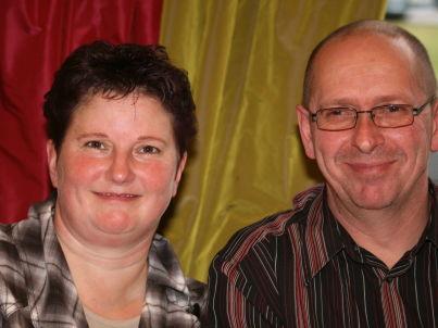 Ihr Gastgeber Fred und Cornelia Winkel
