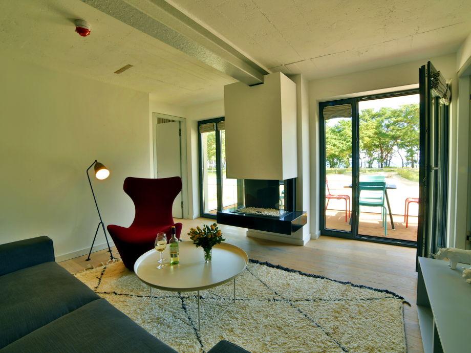Wohnraum mit Ausblick