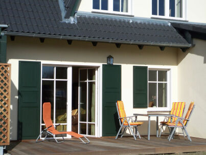 Seestern im Haus SonnenInsel Rügen