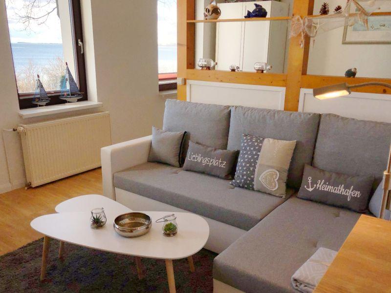 Apartment Seemannsgarn im Haus Alte Bootswerft