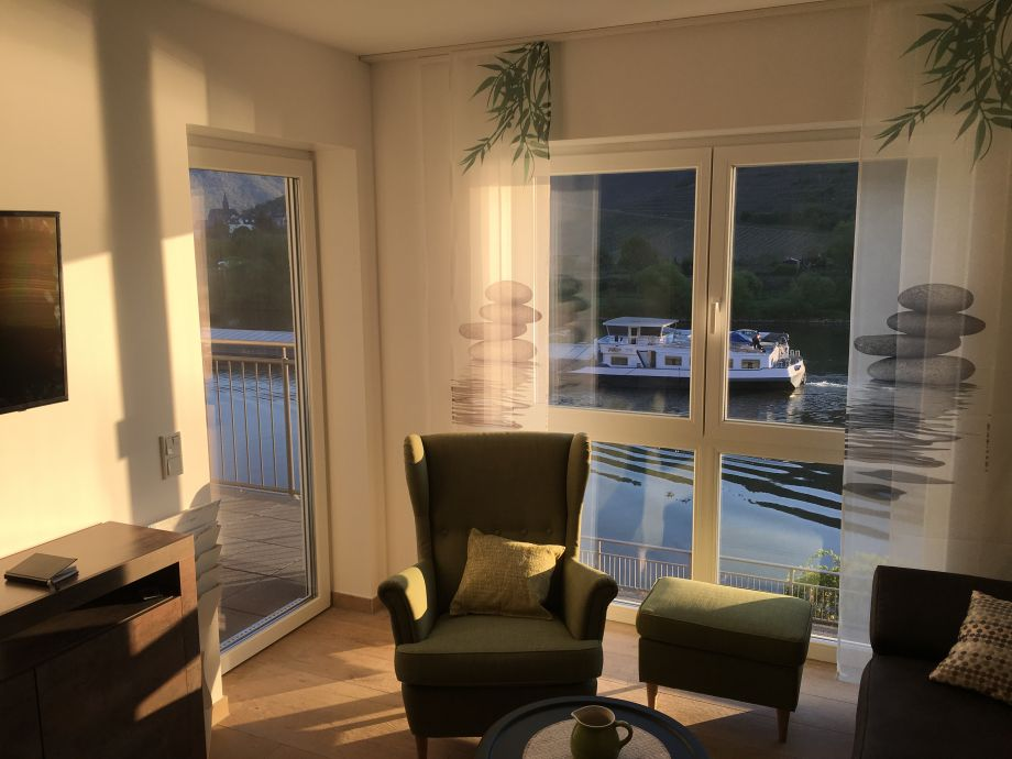 Mosel-view from living room