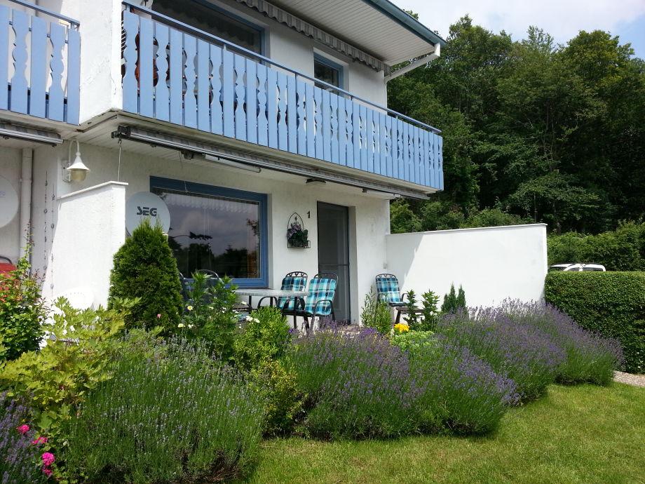 Ferienwohnung mit Seeblick in der Holst. Schweiz