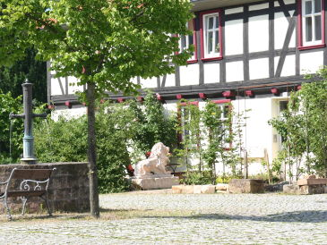 """Ferienhaus """"Am Schloss"""""""