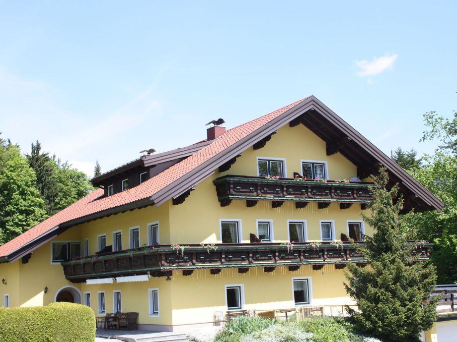 Außenaufnahme Ferienhaus Rieger
