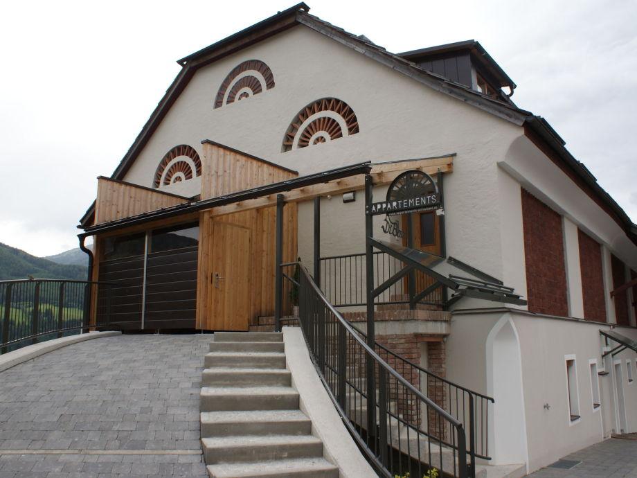 Außenaufnahme Dachsenhaus