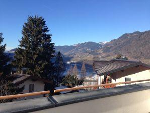 Chalet Penthouse an der Piste 5 Alpendorf