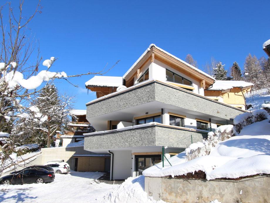 Außenaufnahme Penthouse an der Piste 5 Alpendorf