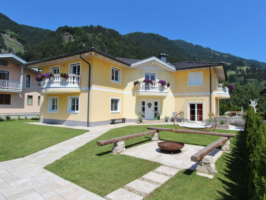 Außenaufnahme Villa Hotter