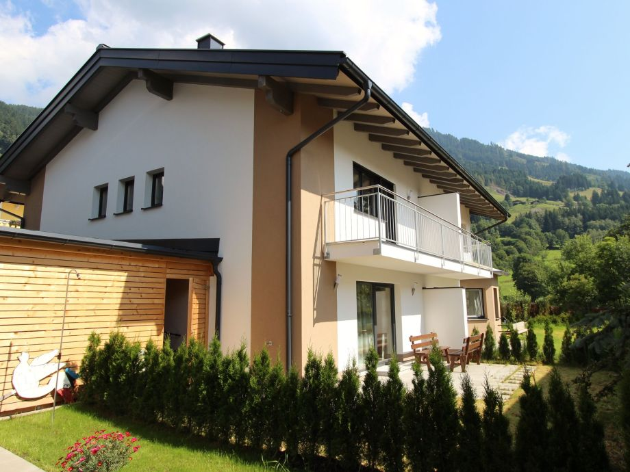 Außenaufnahme Casa Alpina