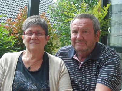 Ihr Gastgeber Margit und Berthold Aatz