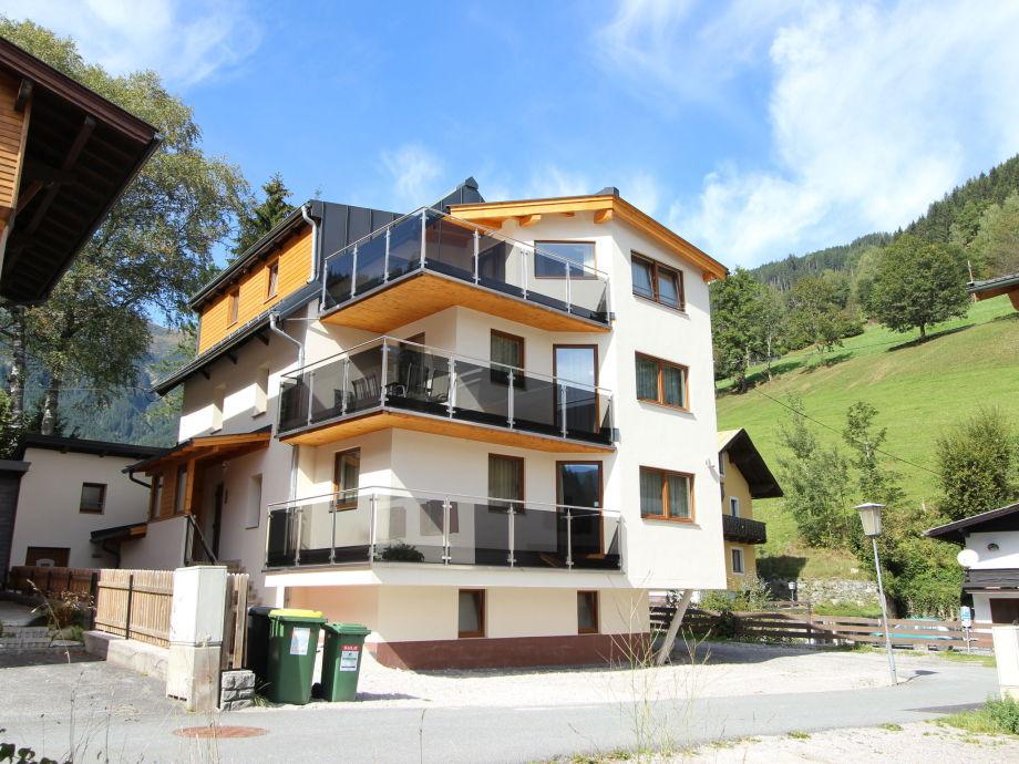 Außenaufnahme Chalet Schmittenbach -2-