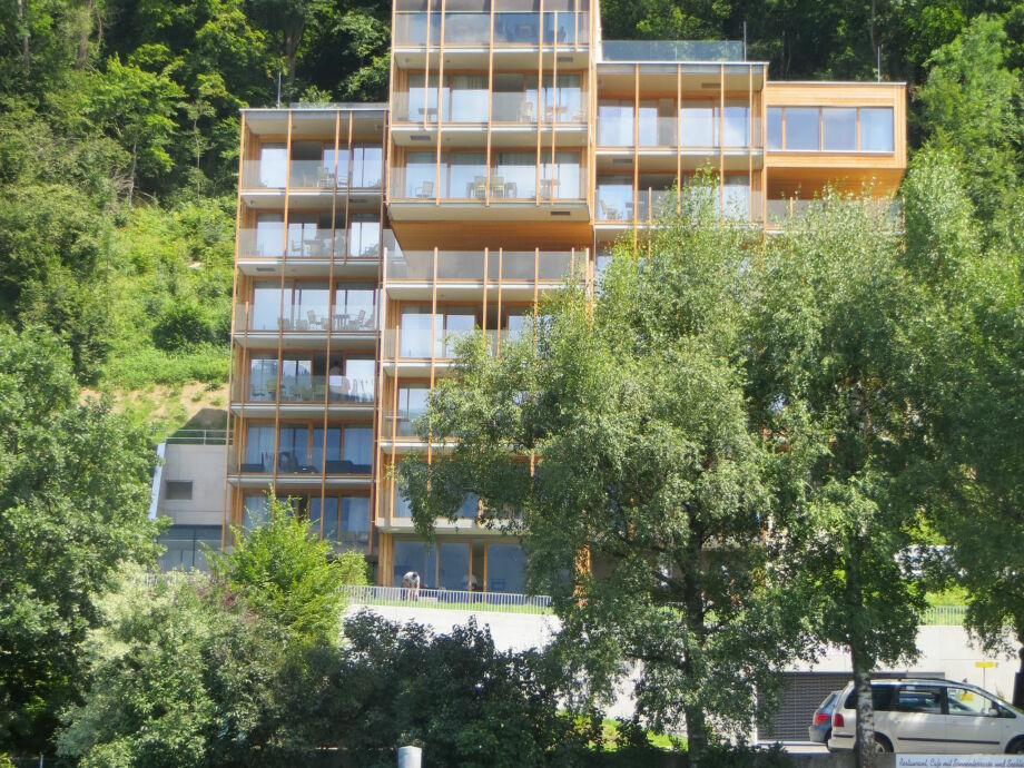 Außenaufnahme Thumersbach Residence I