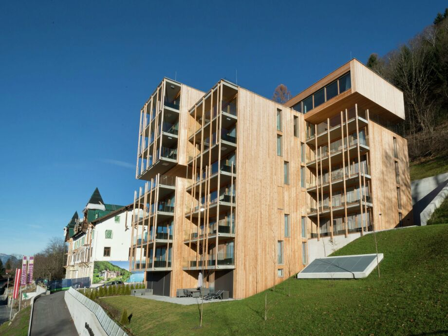 Außenaufnahme Thumersbach Residence VI