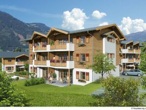 Ferienwohnung Mountain Resort Kaprun type M4E