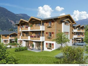 Ferienwohnung Mountain Resort Kaprun type MH