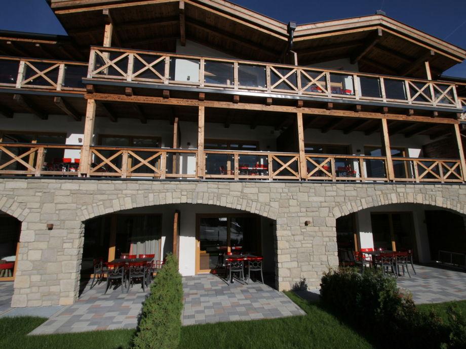 Außenaufnahme Kaprun Lodges 1
