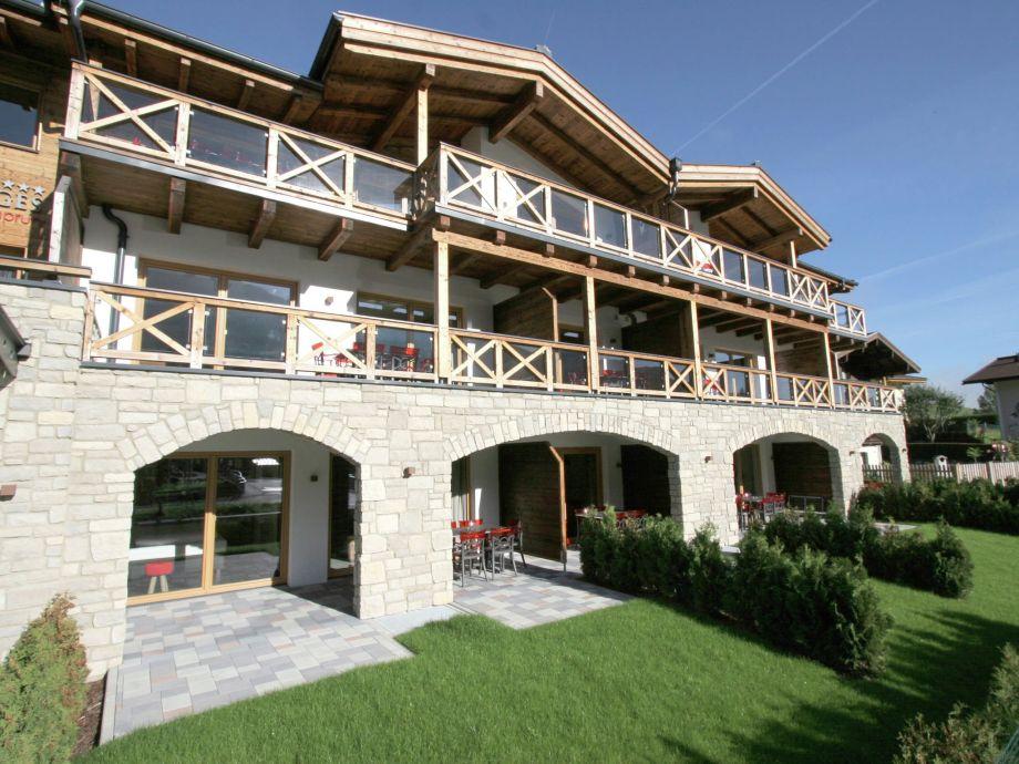 Außenaufnahme Kaprun Lodges 2