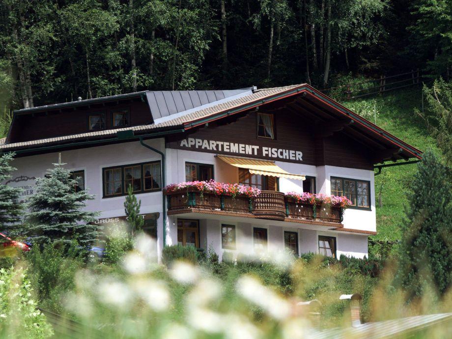 Außenaufnahme Landhaus Max