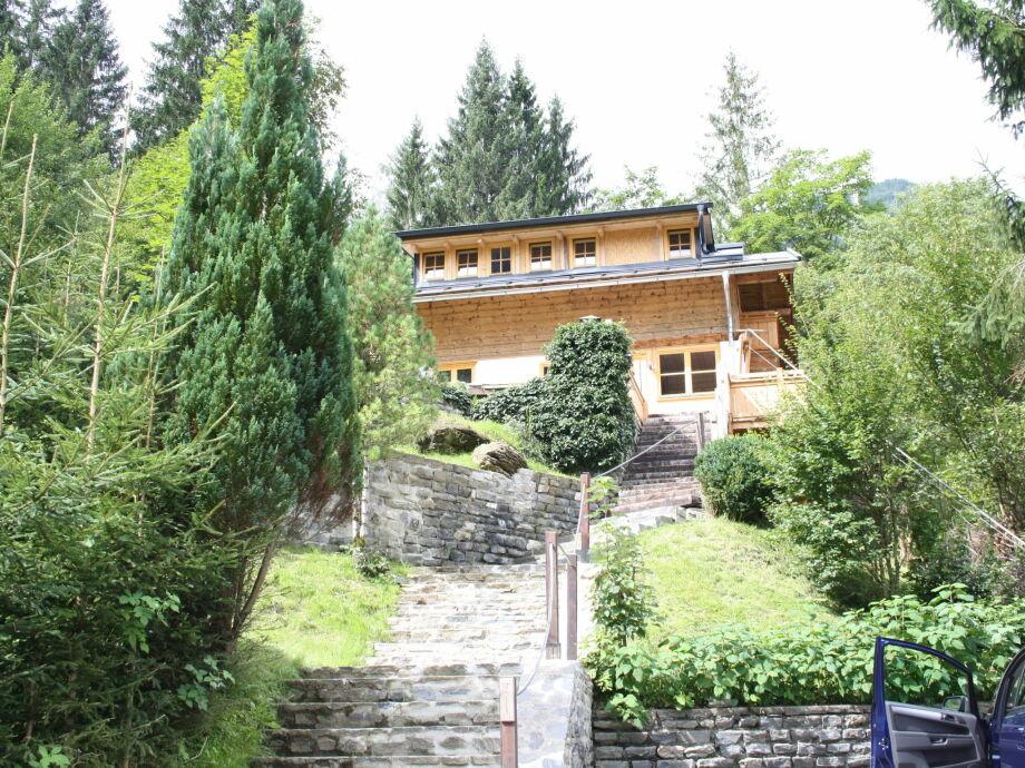 Außenaufnahme Chalet Kitzsteinhorn 6