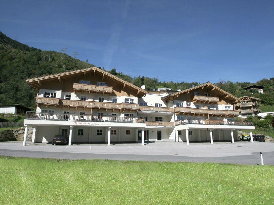 Außenaufnahme Alpin Resort type 1